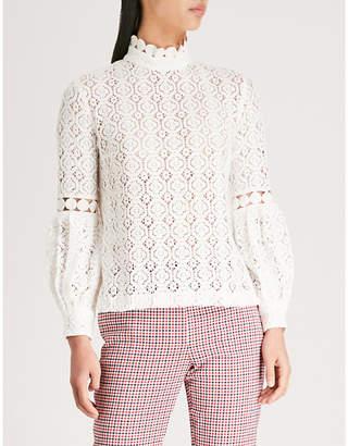 Claudie Pierlot Boromeo blouse