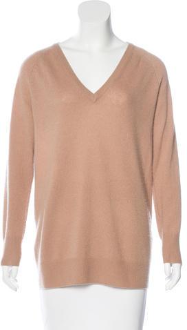 EquipmentEquipment Cashmere V-Neck Sweater