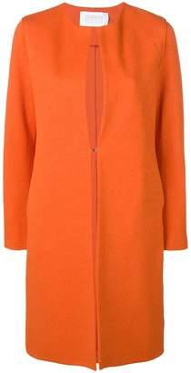Harris Wharf London single-breasted coat