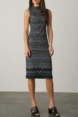O'Leary Margaret Cutaway Mock Dress
