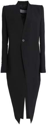 Stretch-Wool Crepe Jacket
