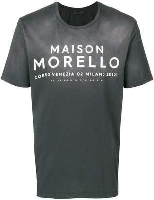 Frankie Morello Lelo T-shirt