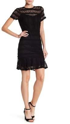 NSR Lace Knit Dress