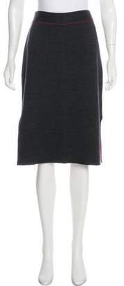 Rag & Bone Wool Pencil Skirt