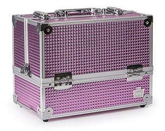 CABOODLES Caboodles Stylish Train Case Storage Bin