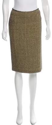 Maison Margiela Knee-Length Pencil Skirt