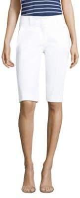 Piazza Sempione Cotton Bermuda Shorts