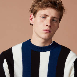 Sandro Wool and cashmere sweater
