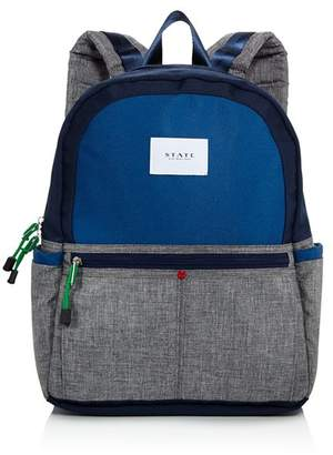 STATE Boys' Kane Color-Block Backpack