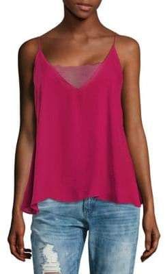 Free People Lace-Accented Camisole