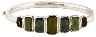 Ippolita Mother of Pearl, Quartz & Pyrite Doublet Wonderland Bangle