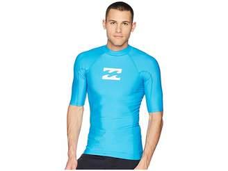 Billabong All Day Wave Performance Fit Short Sleeve Men's Swimwear