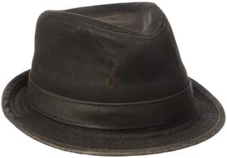 Stetson Men's Weathered Cotton Fedora
