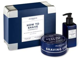 Murdock London How to Shave Fundamentals Kit