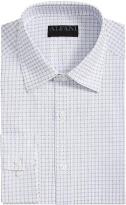 Alfani Men Athletic-Fit AlfaTech Dobby Shirt