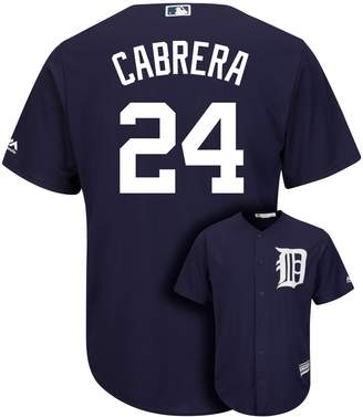 Majestic Men's Detroit Tigers Miguel Cabrera Cool Base Replica MLB Jersey