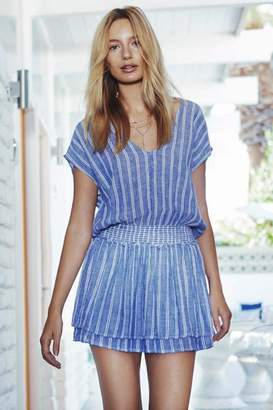 Rails Ruched Dress