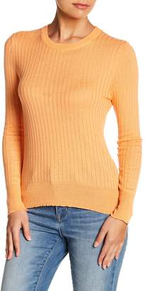 Elodie Ribbed Crew Neck Sweater