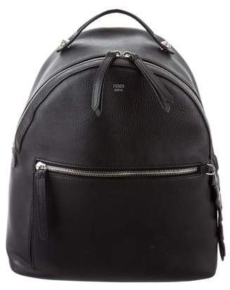 Fendi Leather By The Way Backpack