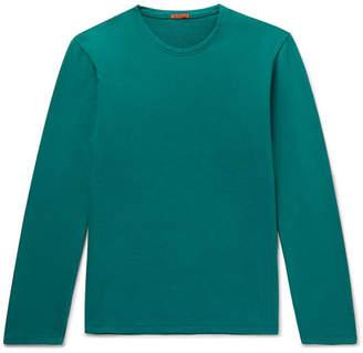 Barena Folpa Loopback Cotton-Jersey Sweatshirt