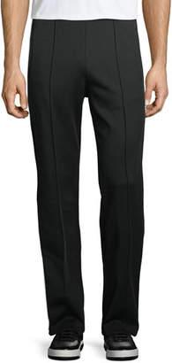 Maison Margiela Front-Seam Knit Trousers
