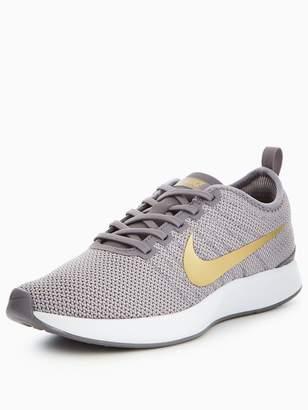 Nike Dualtone Racer Metallic - Grey/Gold