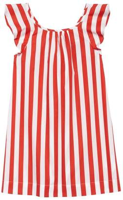 J.Crew crewcuts by Candy Stripe Flutter Sleeve Dress