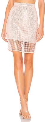 NBD x Naven Camilla Midi Skirt