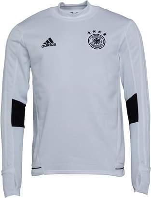 6cc1a9d8f78 adidas Mens DFB Germany Football Training Top White/Black