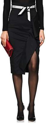 MANNING CARTELL Women's Silent Future Belted Midi-Skirt - Black