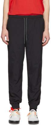 Vector Reebok Classics Black Logo Lounge Pants