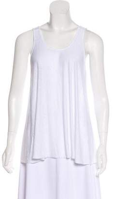 Giada Forte Sleeveless Scoop Neck Tank