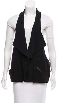 Ohne Titel Silk Casual Vest