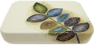Croscill Bath Mosaic Leaves Soap Dish Bedding