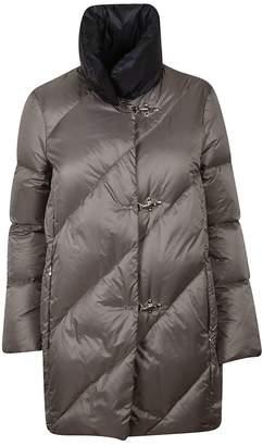 Fay Slant Quilt Padded Jacket