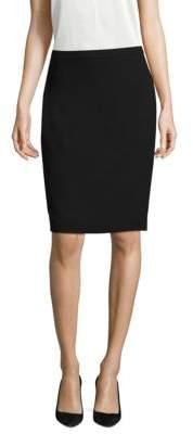 Elie Tahari Remi Chiffon Skirt