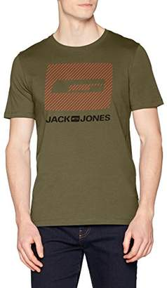 Mens Jorpaw Tee Ss Crew Neck T-Shirt Jack & Jones Outlet Official Buy Cheap Sast Sale Fast Delivery CFZ6x