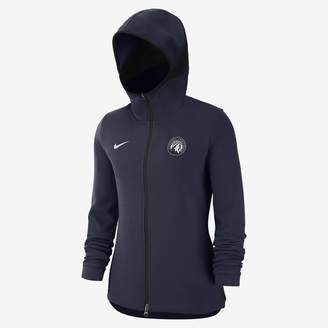 Nike Women's NBA Hoodie Minnesota Timberwolves Dri-FIT Showtime