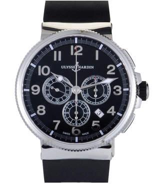 Ulysse Nardin Marine Chronograph Manufacture Men's Watch