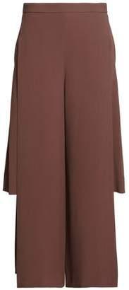 Chalayan Paneled Crepe Culottes