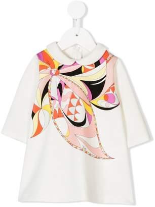 Emilio Pucci Junior printed dress