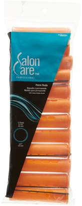Salon Care Tangerine Large Curved Perm Rods