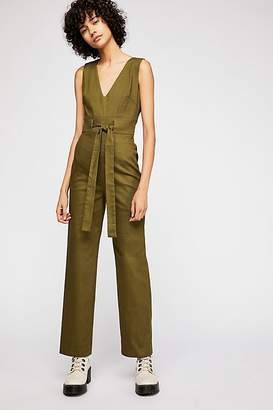 Line & Dot Bethany Jumpsuit
