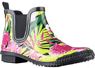 Cougar Waterproof Rubber Ankle Boots - Regent