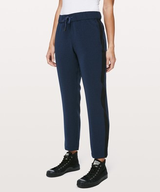 Lululemon On The Fly Pant Woven *Track Stripe