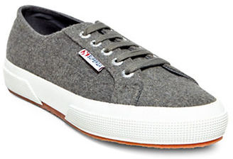 Superga Wool-Blend Lace-Up Sneakers $89 thestylecure.com