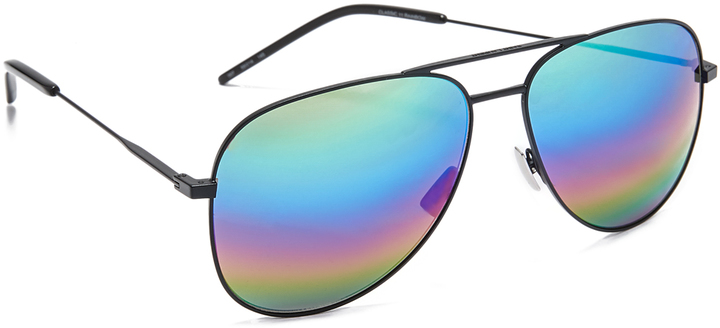 Saint Laurent Saint Laurent Classic 11 Rainbow Sunglasses