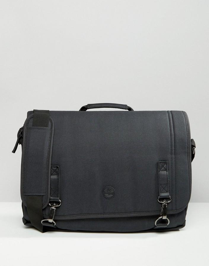 TimberlandTimberland Messenger Bag Black
