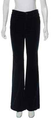 J Brand Maria Flare Mid-Rise Pants w/ Tags