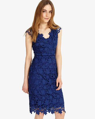 Phase Eight Petals Lace Dress